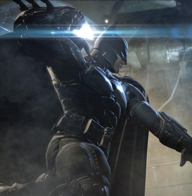 Batman ist wütend wie eh und je.