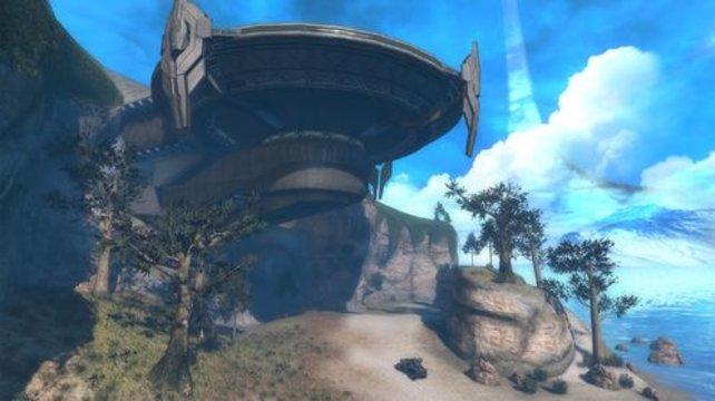Die Architektur entspricht dem Ur-Halo.