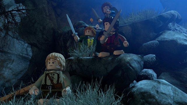 Die epische Filmvorlage interpretieren die Entwickler mit viel Humor neu.