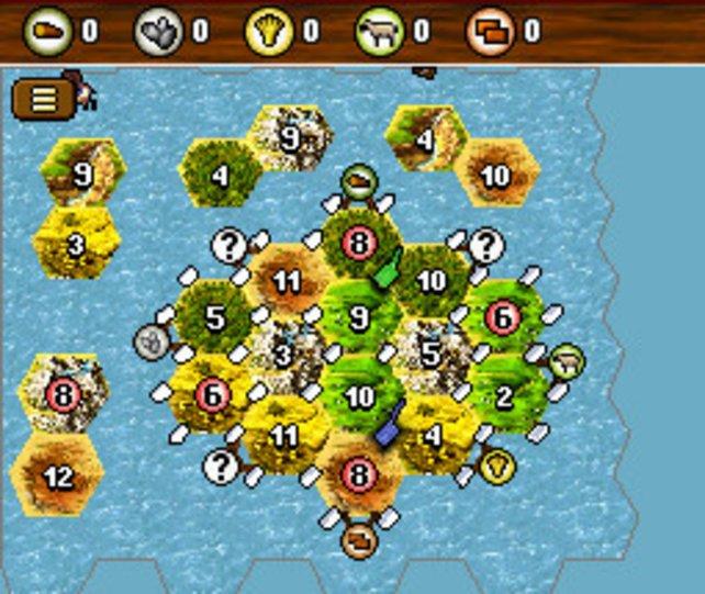 Die Seefahrererweiterung wurde  in das Spiel integriert.