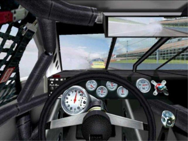 Die Cockpitansicht
