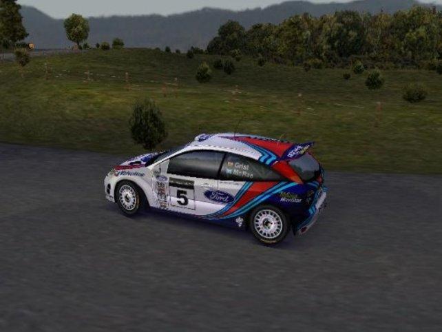 Colins Auto - ein Ford Focus