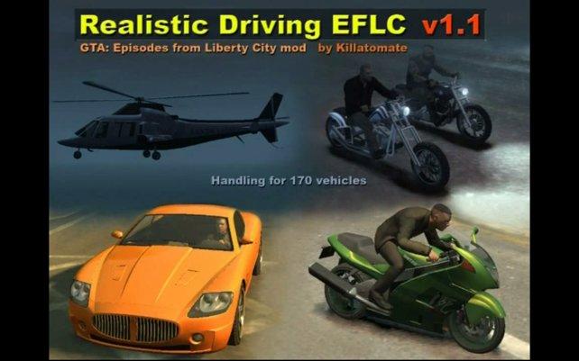 Diese Modifikation verbessert das Fahrverhalten vieler Vehikel.