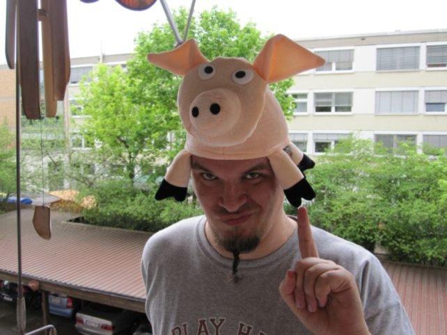 Wir fordern: Schweinkram für alle!