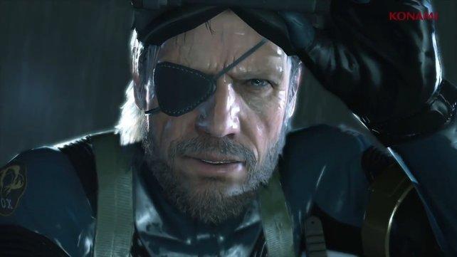 Lange hat er Spieler warten lassen, doch bald kehrt Snake zurück.