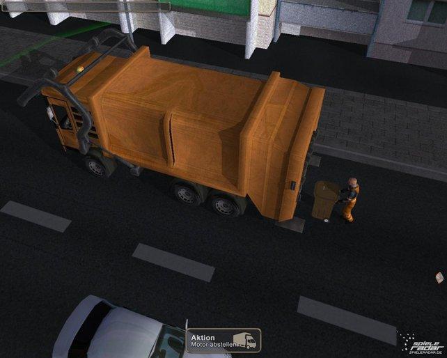 Viel Müll - das ist die Welt der schlechten Simulatoren.