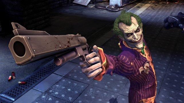 Erzfeind mit Magersucht: Der Joker