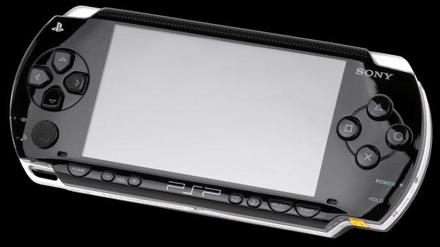 Die PlayStation Portable: Taschen-Konsole, Internet-Browser, Video-Abspielgerät und mehr.