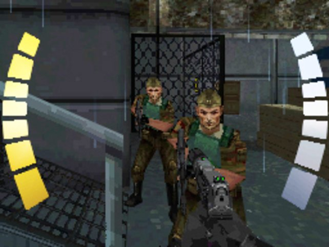 Auch auf DS fordern die Gegner taktisches Vorgehen.