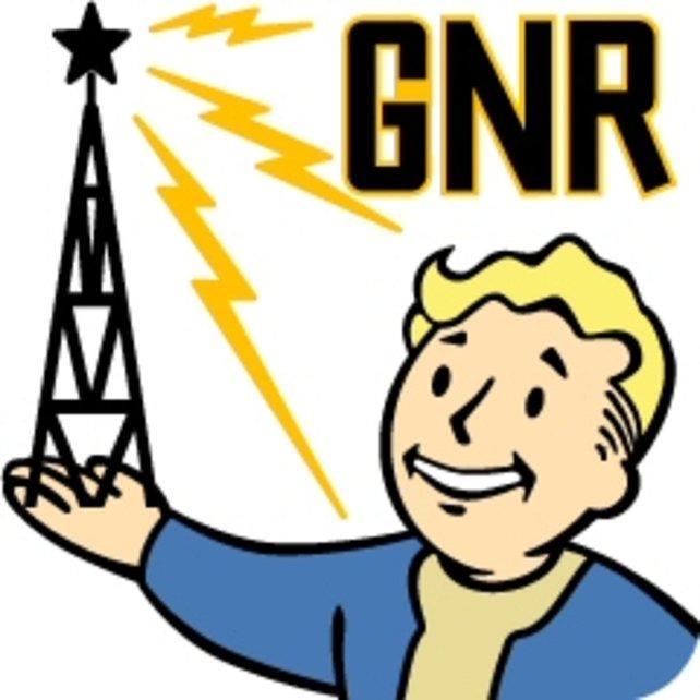 """Das Herzstück dieses Mythos ist der Radiosender """"Galaxy News Radio""""."""