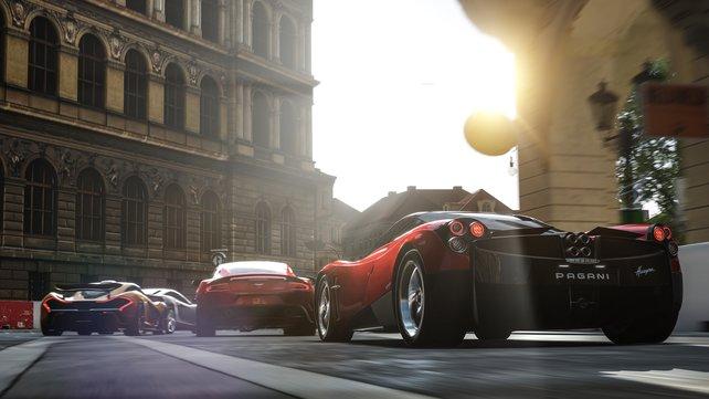 Der Detailreichtum und das Fahrverhalten der Sportwagen überzeugt auf ganzer Linie.