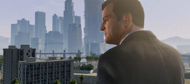 Ist das Tommi Vercetti? Und: Wird er der Held in GTA 5?