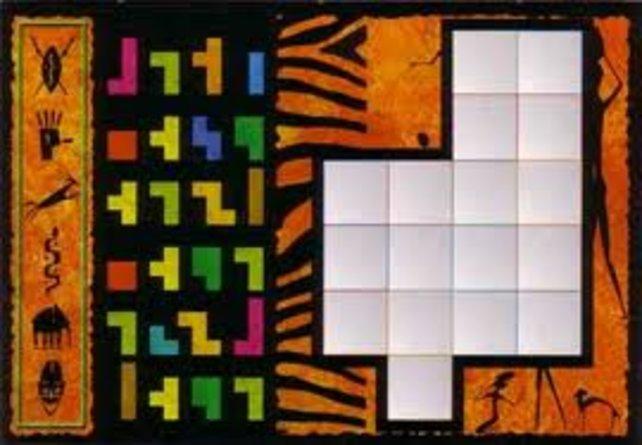 Tetris trifft Tangram - am Spielspaß hapert es allerdings.