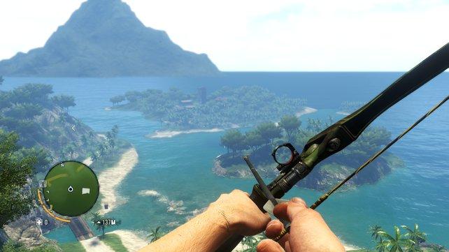 Wer reif für die Insel ist, soll Far Cry 3 spielen? Schreibt uns eure Meinung und gewinnt ein Spiel nach Wahl.