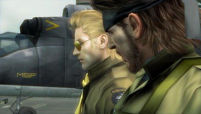 Die HD-Kur steht Snake gut zu Gesicht.