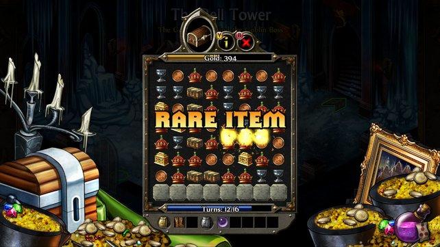 Hier heißt es plündern, was das Zeug hält! (Screenshot Xbox360)