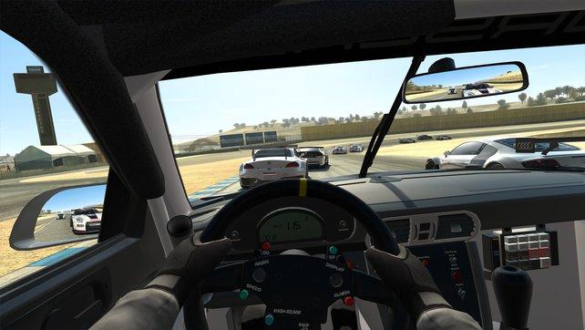 König der Straße? Real Racing 3 bietet viel und ist obendrein zunächst kostenlos.