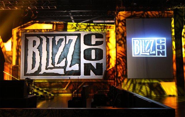 Die Blizzcon: Pflichtbesuch für Blizzard-Jünger. Sofern sie das Geld für Eintritt und Reise haben.