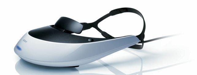 PS4: Videobrille von Sony soll Oculus Rift Konkurrenz machen