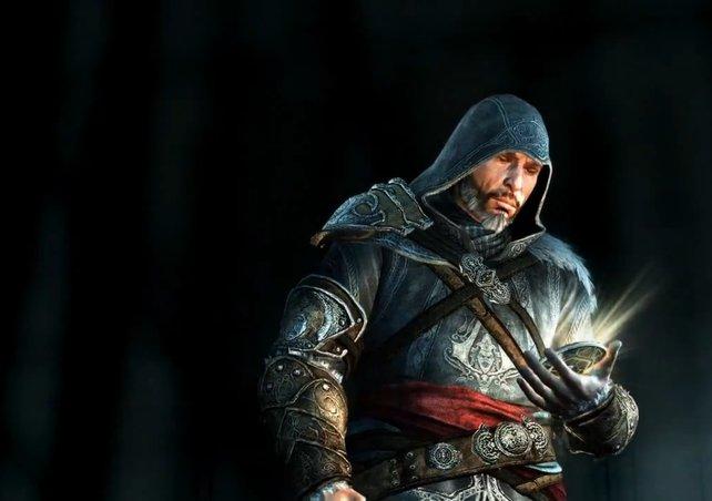 In Assassin's Creed - Revelations versucht ein sichtlich gealterter Ezio die Rätsel der Vergangenheit zu ergründen.