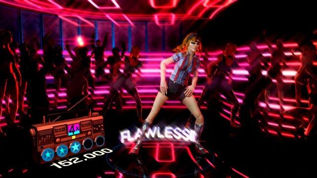 Dance Central hat nicht nur hippe Lieder, sondern auch gut aussehende Tänzer.