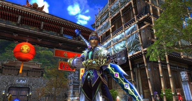 Gunblade Saga schickt euch auf die Suche nach Seelenpartnern.