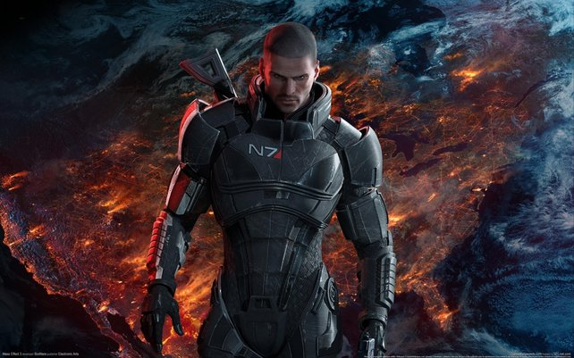 In Mass Effect 3 tritt Shepard seine vermutlich letzte Reise an.