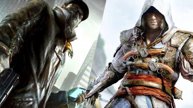 Spielen Assassin's Creed 4 und Watch Dogs im selben Universum?
