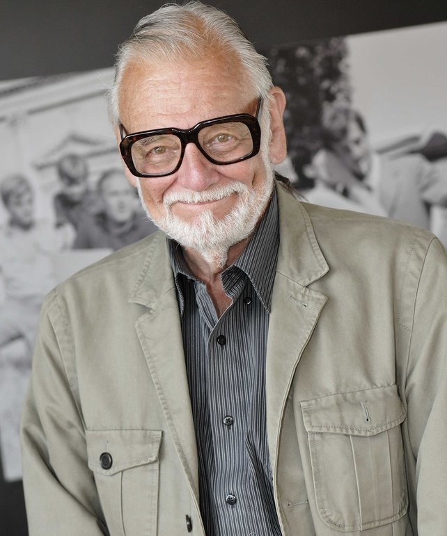 George A. Romero: Altmeister des Zombie-Films.