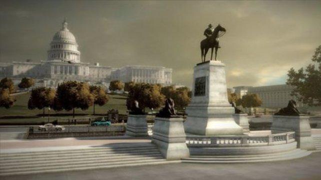 Willkommen in der Großstadt: Ihr könnt ganz Washington D.C. besuchen.