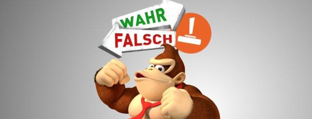 Wahr oder falsch? #45: Donkey Kong hat einen falschen Namen