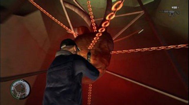 Das Herz von Amerika schlägt in GTA 4 in der Freiheitsstatue.