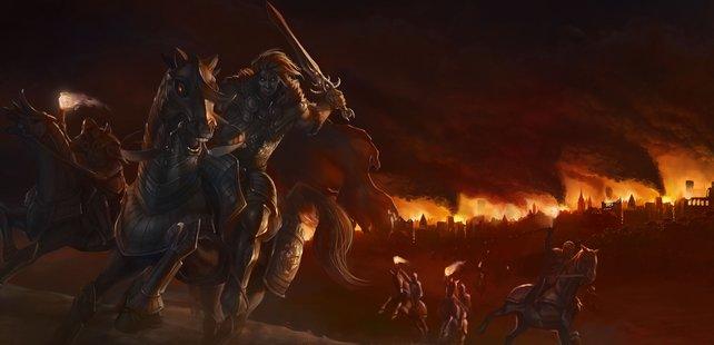 Age of Wonders 3 versetzt euch in den Krieg zwischen dem Elfenhof und dem Staatenbund.