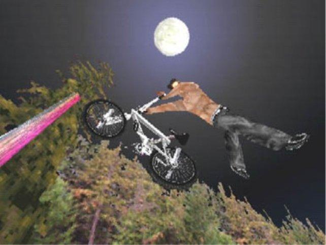 Bei Mondschein