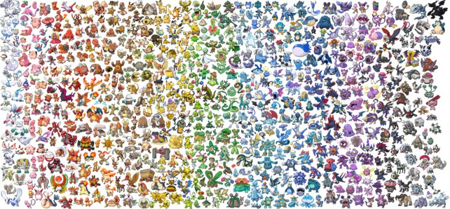 Pokémon überall! Wahnsinn!