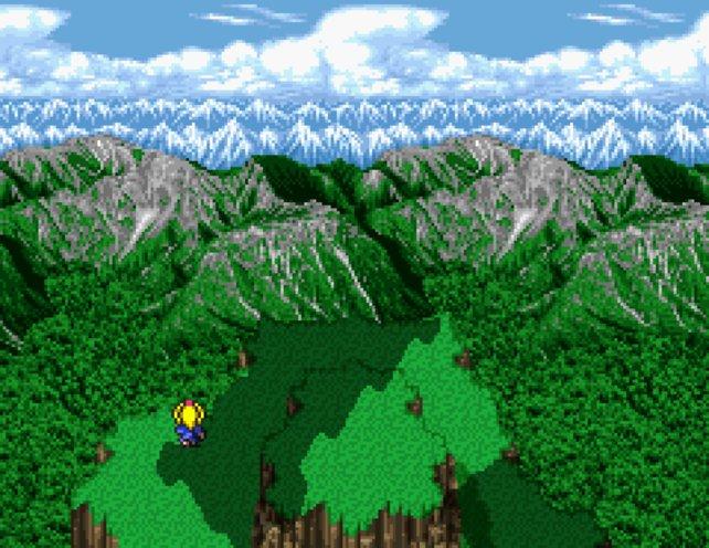 Für sein Alter ist Final Fantasy 5 auch heute noch hübsch anzusehen.