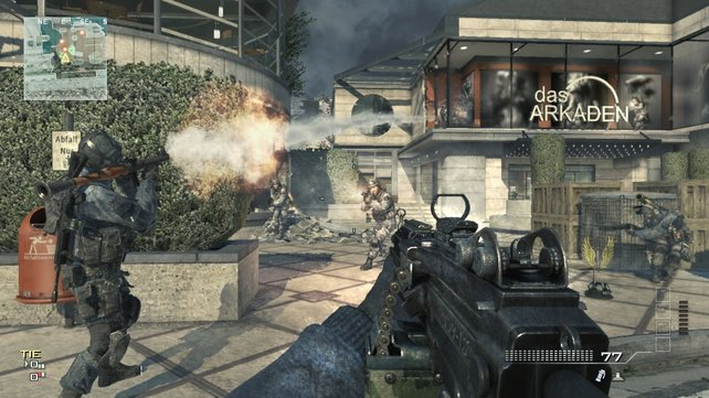 Modern Warfare 3: Ein Spiel, über das ihr eine Meinung schreiben möchtet?