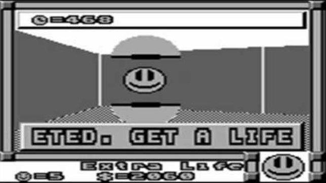 Faceball 2000 ist das wohl am seltensten voll ausgenutzte Videospiel überhaupt. Nur wenn ihr 16 Game Boys, 16 Faceball-Module, 16 Linkkabel und 15 Freunde parat habt, kommt ihr in den vollen Genuss.