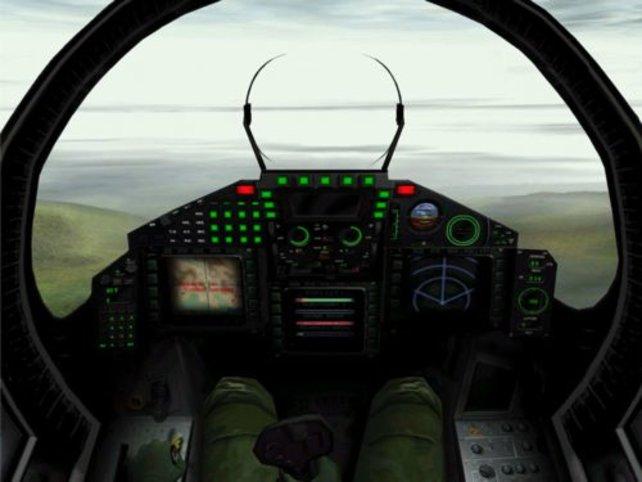 Das Cockpit