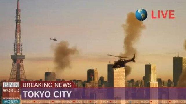 Tokio in den News...