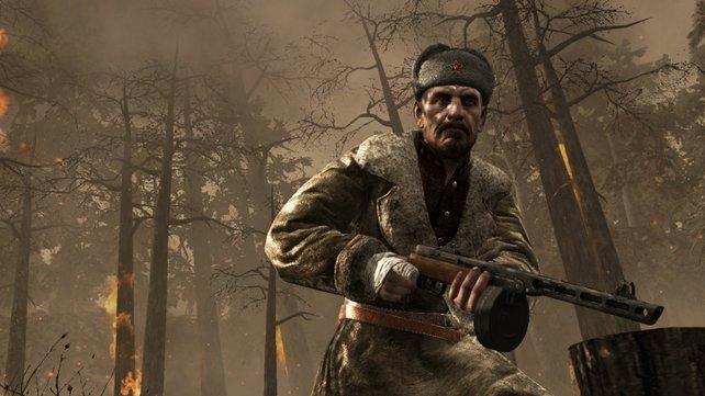 Der zweite Weltkrieg tobt und in Call of Duty - World at War seid ihr mittendrin.