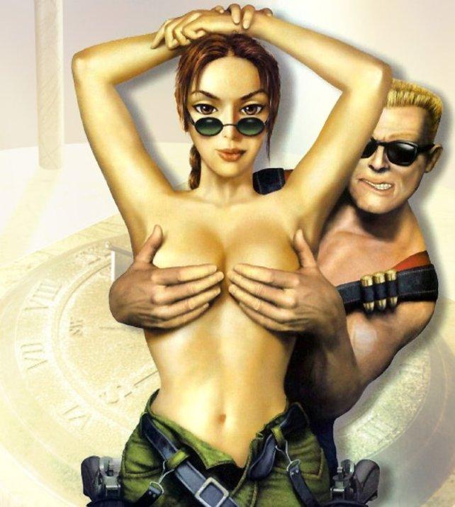 Es gibt nur zwei Helden, bei denen Klischees voll okay sind: Duke und Lara.