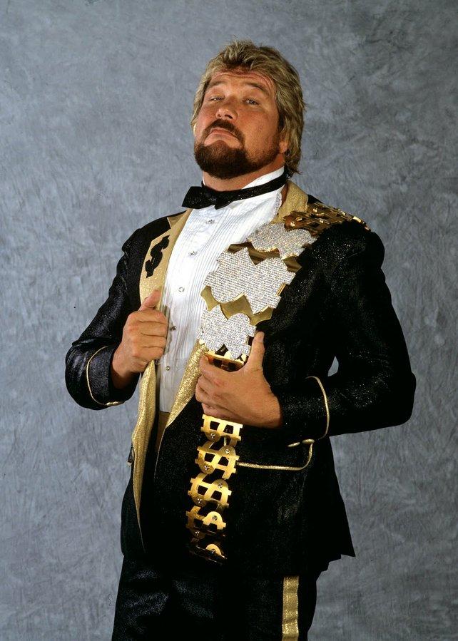 """Der """"Million Dollar Man"""": Reich, arrogant, überheblich. Aber definitiv einer der denkwürdigsten Wrestler."""