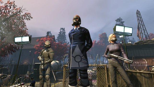 In der Online-Welt der Geheimagenten kommt es auf Fähigkeiten und Teamwork an.