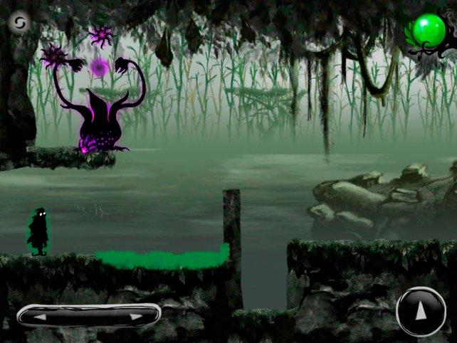 Nihilumbra entfaltet eine ganz ähnliche Atmosphäre wie Limbo.