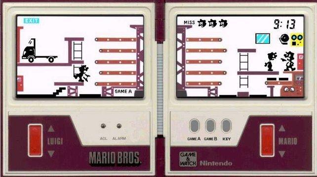 Die Neuauflagen dieser Version von Mario Bros. könnt ihr in Game & Watch Gallery 3 und 4 spielen.