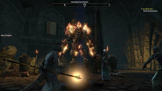 In The Elder Scrolls warten besonders gemeine Gegner auf euch.
