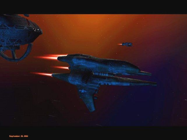 Schiffe in allen Größen, exzellent in Szene gesetzt.