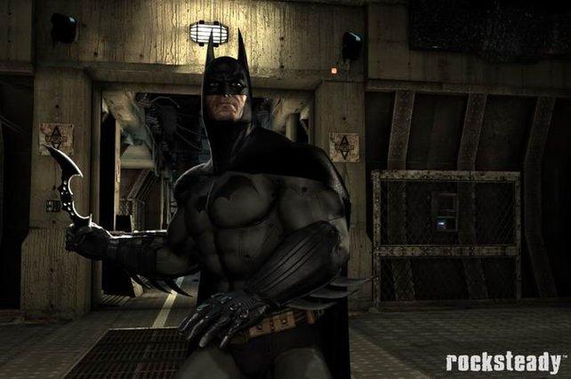 Batman - ein Held, der nicht tötet, um sein Ziel zu erreichen