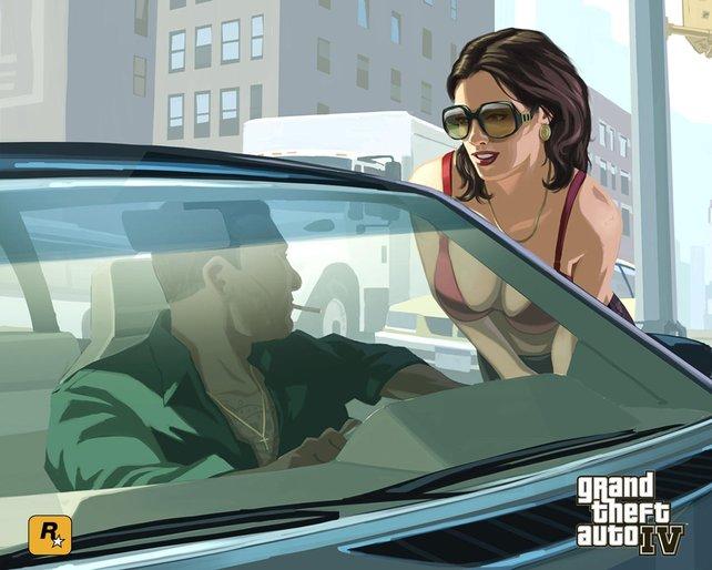GTA Shopping Trip: Nie mehr nach dem Weg fragen!